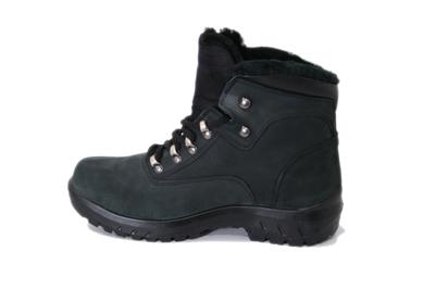 Ботинки замшевые Corino