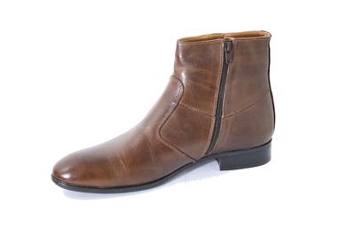 Ботинки кожаные. Классика. Brown