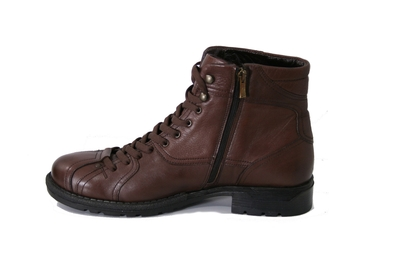 Ботинки кожаные Comcero