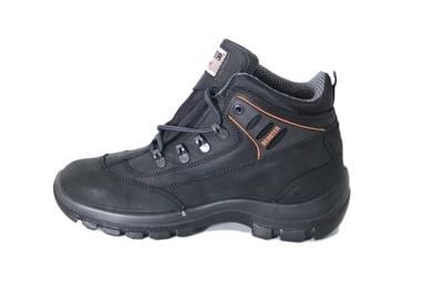 Ботинки замш-нубук Scooter black