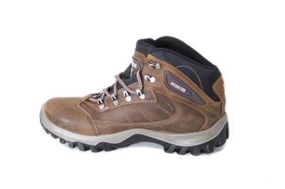 Ботинки замш-нубук Scooter brown