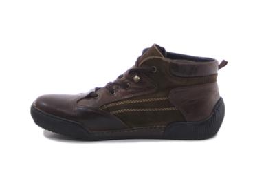 Ботинки кожаные Innovation