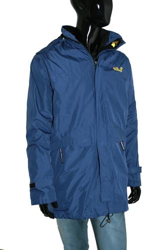 Куртка мужская Jak Wolfskin синяя